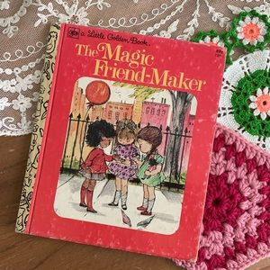 ❤️ Vintage Golden Book ❤️